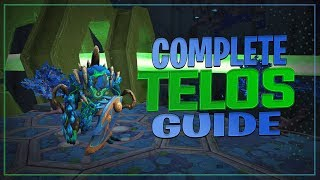 A Complete Guide to Telos for Beginners | Runescape 3 | 2019
