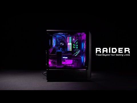 ILLEGEAR RAIDER | Tread Beyond Your Gaming Limits