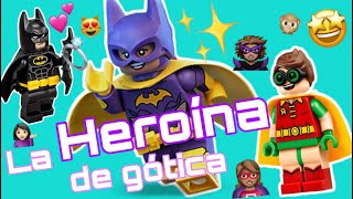 Lego Batman - Robin conoce a Batichica