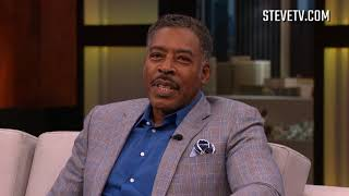 Ernie Hudson Answers Rapid Fire Questions