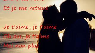 Je T'aime moi non plus (Paroles)  Serge Gainsbourg  Jane Birkin