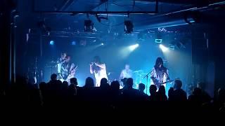 HANK VON HELL - Wild Boy Blues live in Copenhagen 9 November 2018