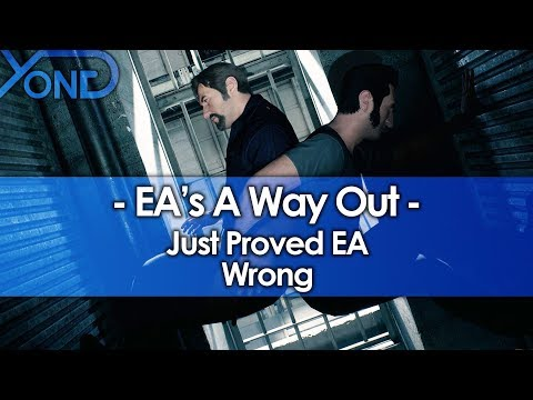 EA's A Way Out Just Proved EA Wrong, Blows Past Sales Expectations