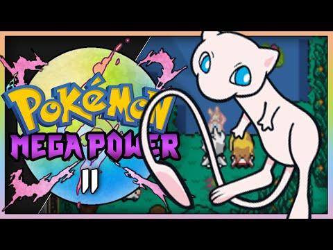 Pokemon Mega Power (Rom Hack ) Part 11 - Gameplay Walkthrough