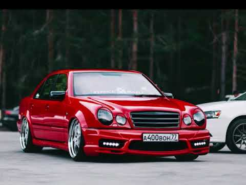 tuning mercedes w210 e55 amg youtube