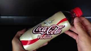 昔は白くなかった?? コカ・コーラ バニラ バニラコーラ 販売 バニラコ...