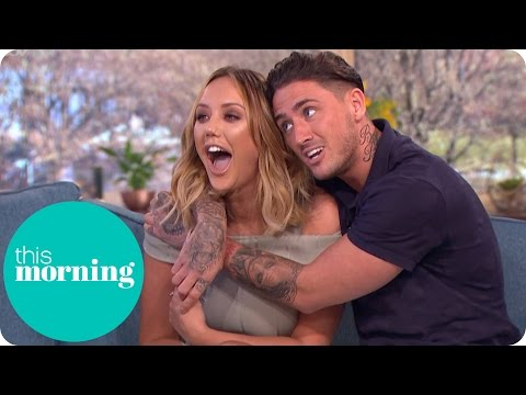 Charlotte Crosby and Stephen Bear Are Officially a Couple Now | This Morning