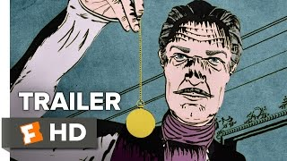 Extraordinary Tales Official Trailer 1 (2015) - Christopher Lee, Guillermo del Toro Movie HD