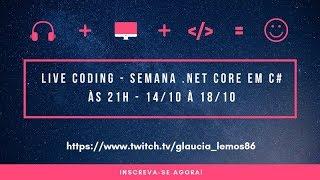 Dia 1 - Semana .NET Core em C# - Parte I