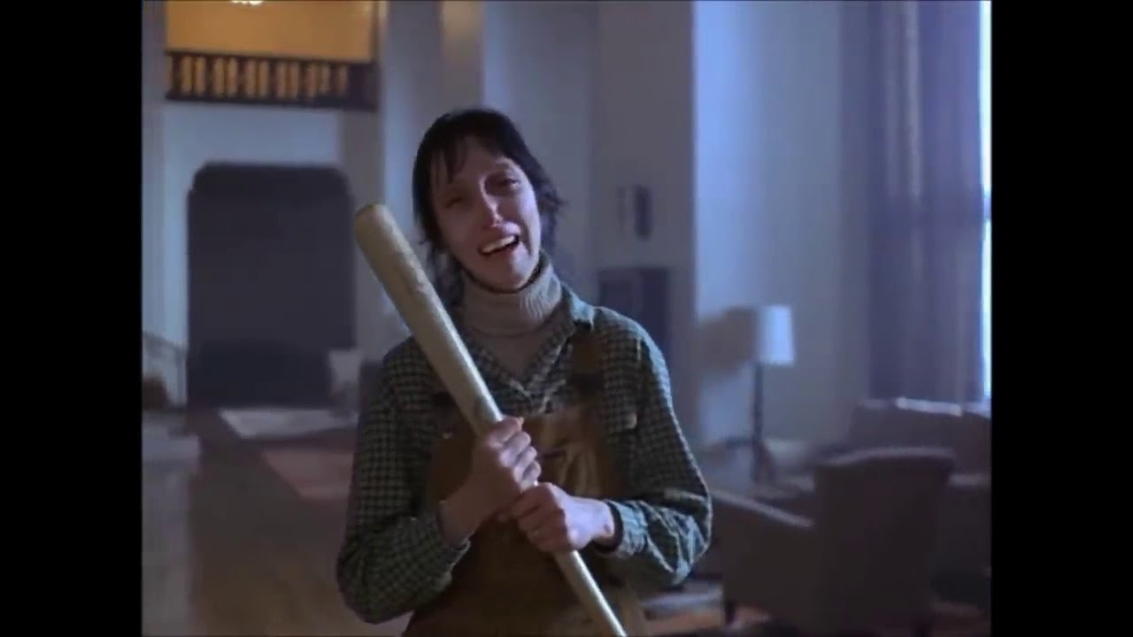 The Shining   Bat Scene 1080 HD