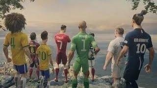 Nike Football: Последняя игра (Русский вариант)(Играй каждый раз так, будто это твоя «Последняя игра». Звезды футбола показывают свое мастерство! Ronaldo, Neymar..., 2014-06-09T17:27:02.000Z)