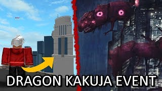The Owner of Ro-Ghoul Talks About Dragon Kakuja Boss Event + Climbing the CCG base in Ro-Ghoul!