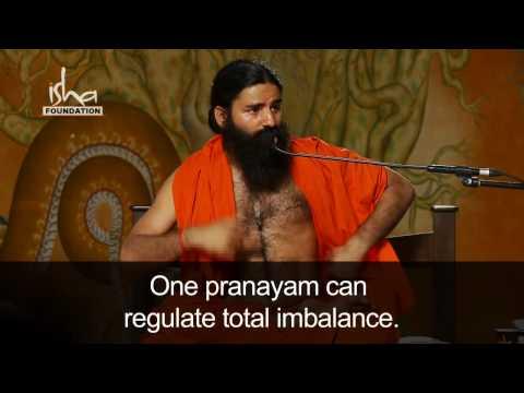 Baba Ramdev visits Isha Yoga Center - Part 2