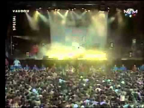 The Prodigy  Mindfields Phoenix Festival 1996 Alternatif Eksen