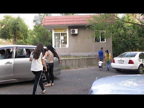 Yerevan, 30.07.17, Su, Video-1, (на рус.), Третий Норкский Массив (Нор Норк)