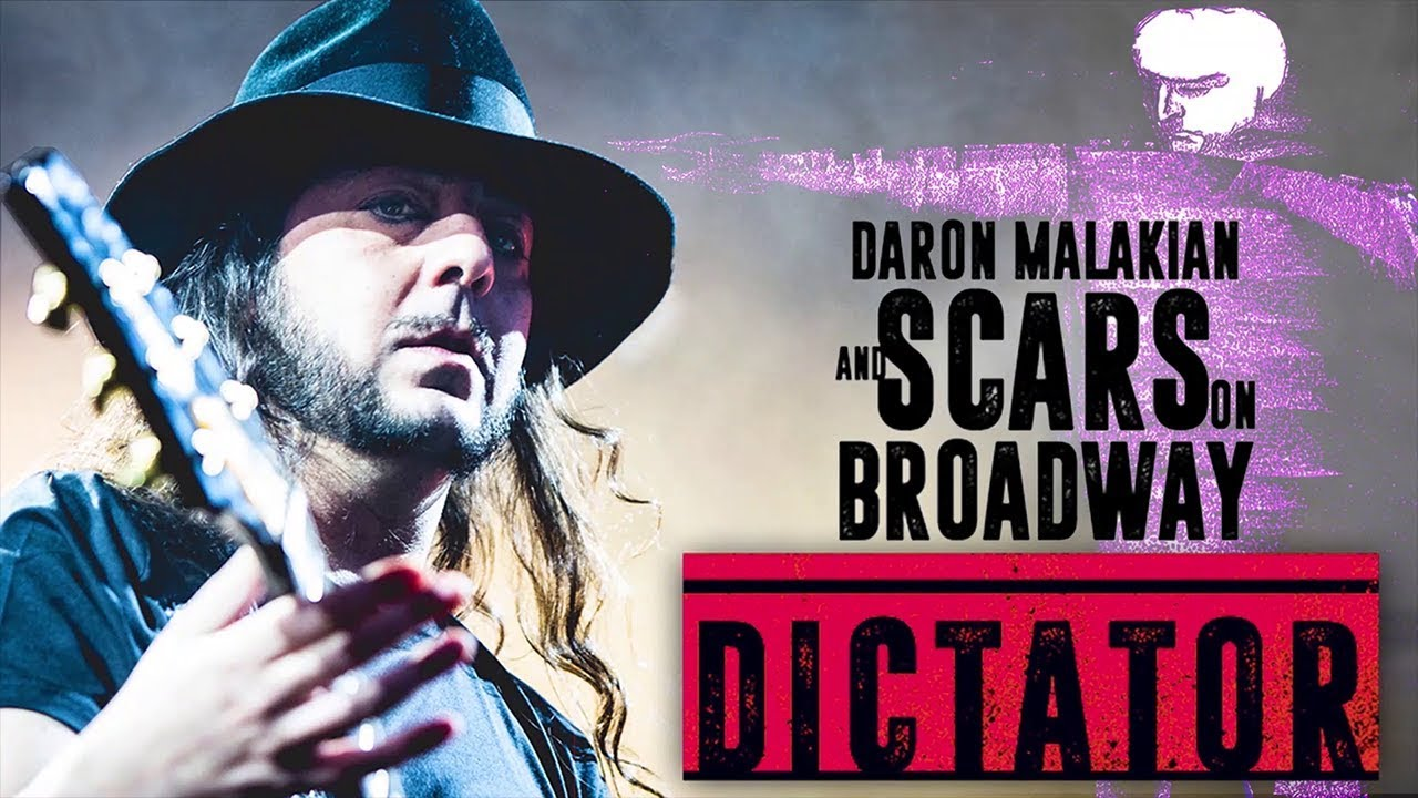 Daron Malakian and Scars On Broadway – Till the End Lyrics