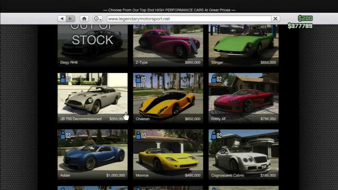 كيف تشتري اي سيارة ببلاش Gta 5 Youtube