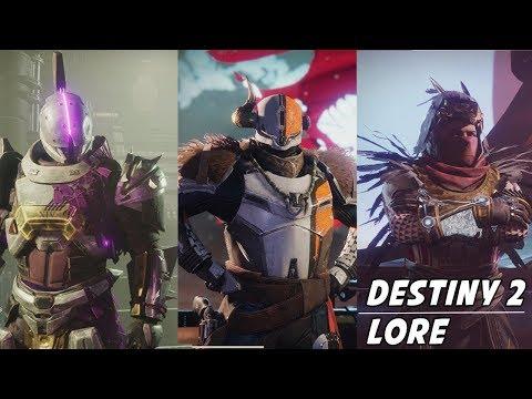 Charla Muy Emotiva Entre Saint 14, Osiris Y Lord Shaxx | Destiny 2 Lore