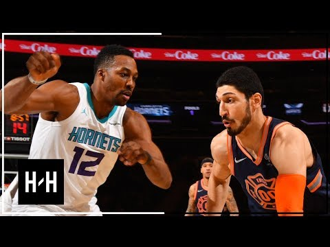 Charlotte Hornets vs New York Knicks - Highlights | March 17, 2018 | 2017-18 NBA Season