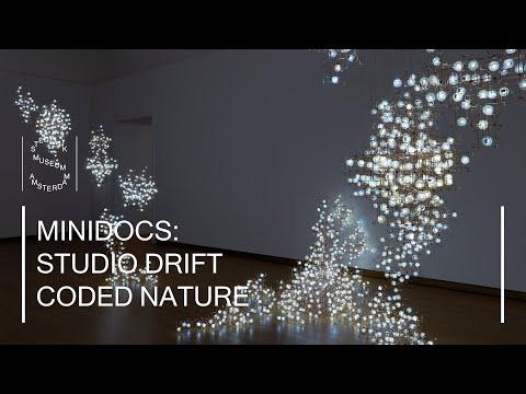 Short documentary Studio Drift: Coded Nature