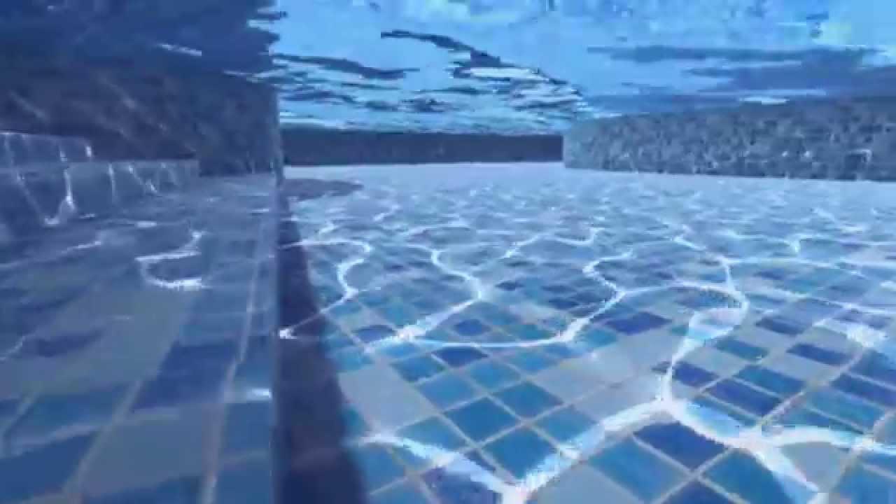 Caustics Generator - Seamless water texture rendering