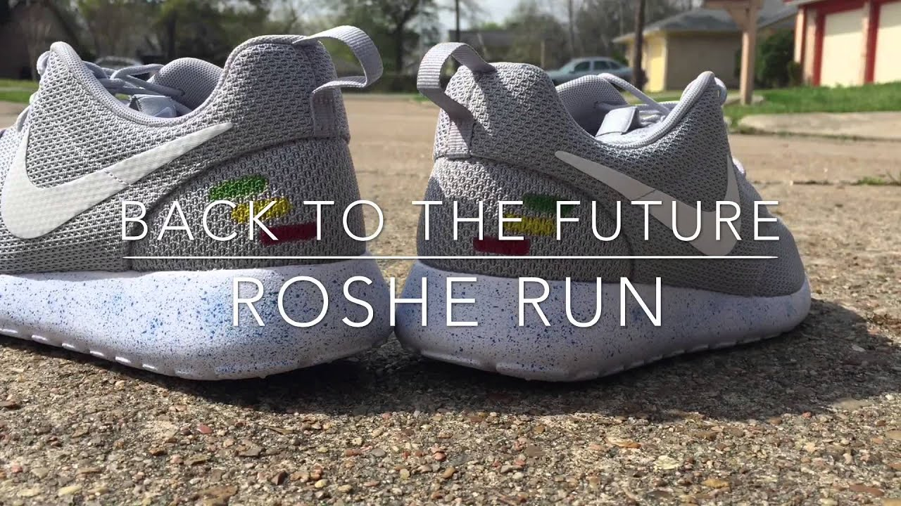 aghkmj Nike Roshe Run Back To The Future | iMechanica