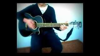 Настя. Разбор песни на гитаре.