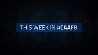 This Week in #CAAFB: NCAA FCS National Championship -- Presented by Geico