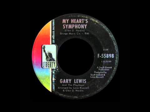 Gary Lewis And The Playboys - My Heart's Symphony
