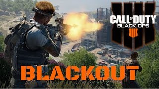 Call of Duty: Black Ops 4 - Blackout battle royale - 1 win - quad / 108 downs