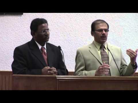 Word Ministry - Bro. Godly George - Nov 4, 2012