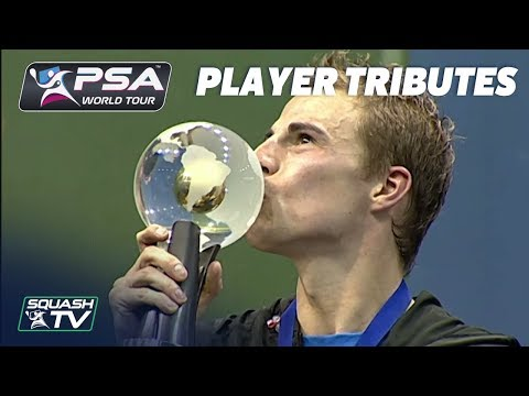 Squash: Nick Matthew - PSA World Tour Players Tribute