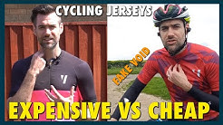 Cheap vs. Expensive - Cycling Jerseys