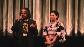 Gun Woman - Kurando Mitsutake Und Asami Beantworten Fragen (JFFH 2014)