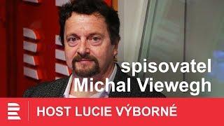 Michal Viewegh: S psaním jsem málem skončil