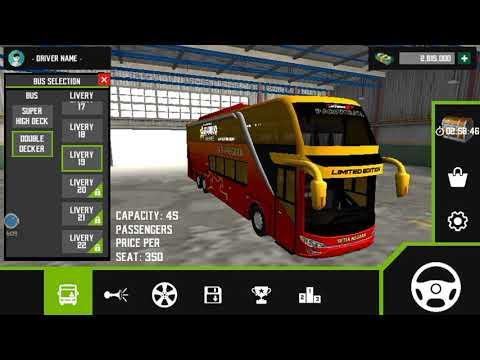 Cara Ngecit Game Mobile Bus Simulator Indonesia Terbaru 2020