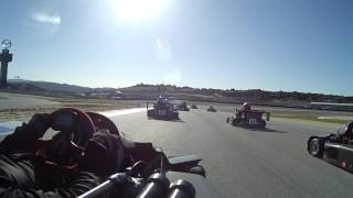 Laguna Superkart Crash 2012