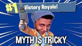 MYTH IS TRICKY (Fortnite)
