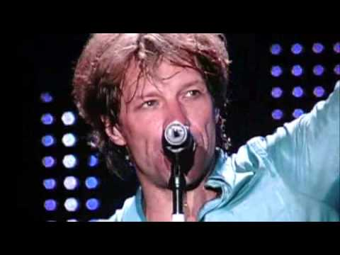 Bon Jovi live in Toronto , Canada july 20 2010  Full show part 03