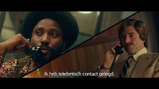 BlacKkKlansman - Official Trailer - Universal Pictures Entertainment (NL)
