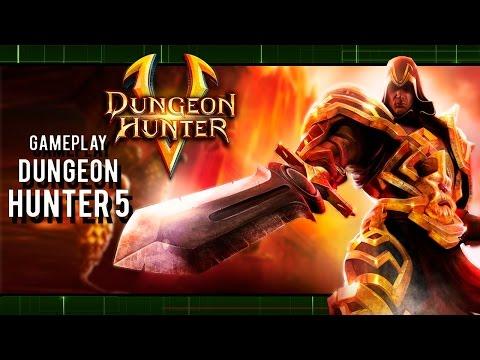[Gameplay] Dungeon Hunter 5 - Windows Phone 8.1
