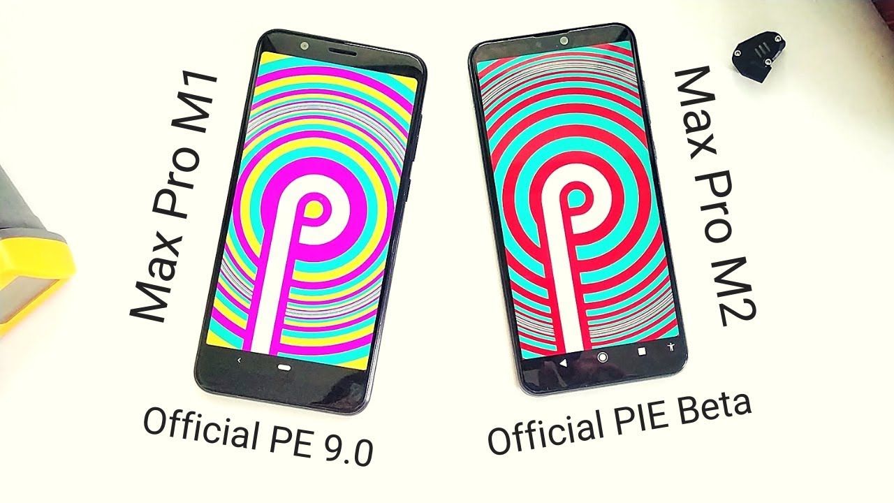 Max Pro M1 Pixel Experience 9 0 ROM vs Max Pro M2 Official PIE Beta! Kaun  hai better?