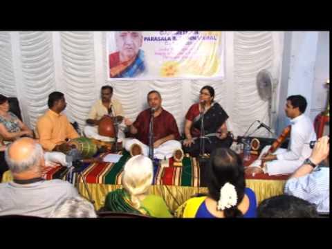 Japath Japath - Bhajan - Prince Rama Varma and Amrutha Venkatesh