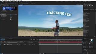360/VR Tutorial | How to Track Text to a Person Walking | After Effects