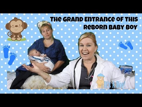 The Grand Entrance of Elaine's  Reborn Baby - What Happened?