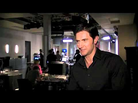 Richard Armitage 30-second Spooks interview