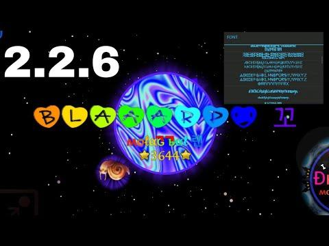 Nebulous Update 2.2.6 - New Skin, New Fonts