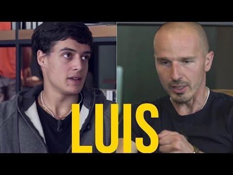 4 chiacchiere con Luis