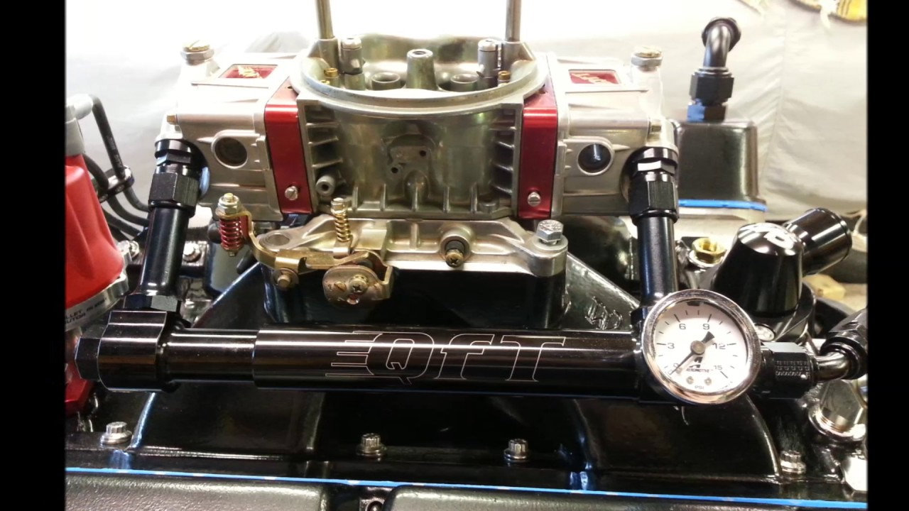 Building a 600HP 427 Big Block