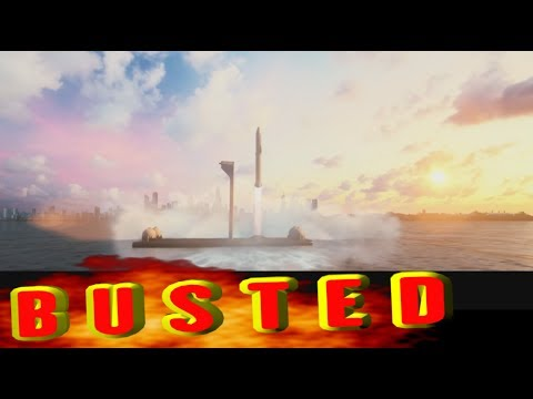 BFR -Earth to Earth: BUSTED!